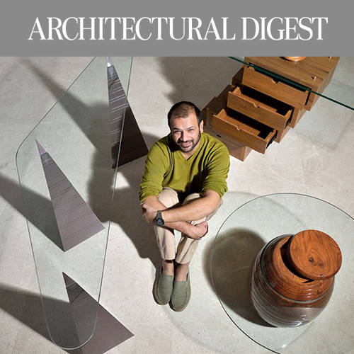 architectural digest features, r1 t1 c1 collection